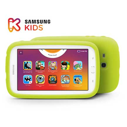 Samsung Galaxy Tab 3 lite For Kids