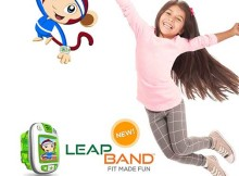 The LeapFrog Activity Tracker