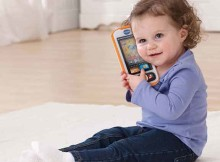 VTech Touch Swipe Baby Phone